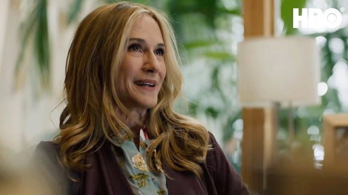 "Holly Hunter i uppkommande serien ""Here And Now"""