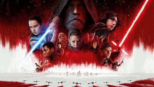 Första reaktionerna på Star Wars: The Last Jedi äntligen här