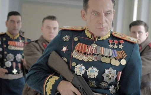 """The Death of Stalin"" är en populär biofilm"