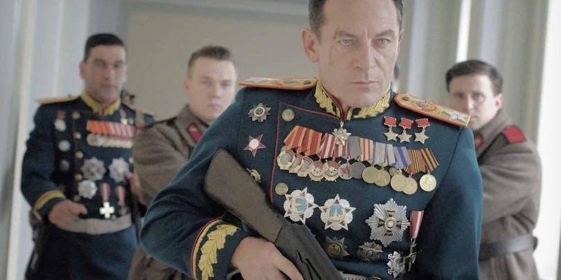 Filmen om Stalin går bra på bio!