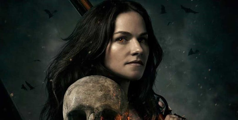 Kelly Overton som Vanessa van Helsing.
