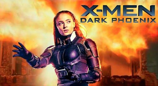 Nya bilder på X-Men: Dark Phoenix