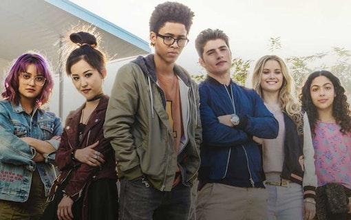 Marvelserien Runaways säsong 2 har fått klartecken