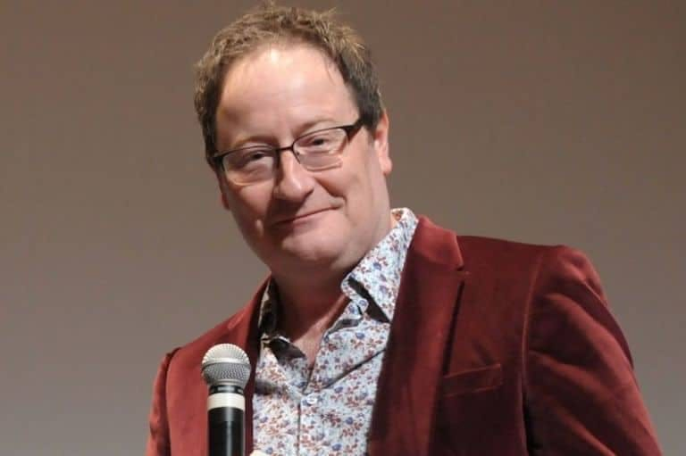 Chris Chibnall.