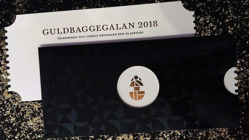 Guldbaggegalan 2018