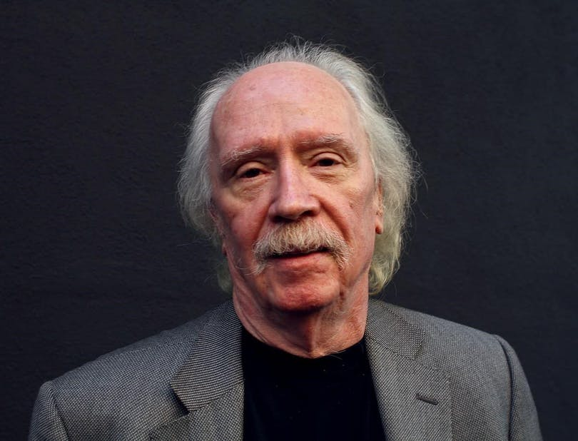 Regissören John Carpenter.