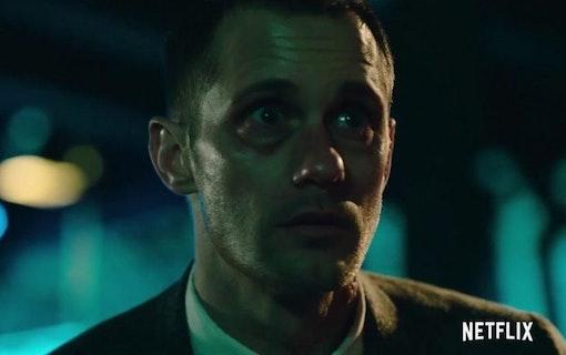 Trailer släppt till Netflix Mute med Alexander Skarsgård