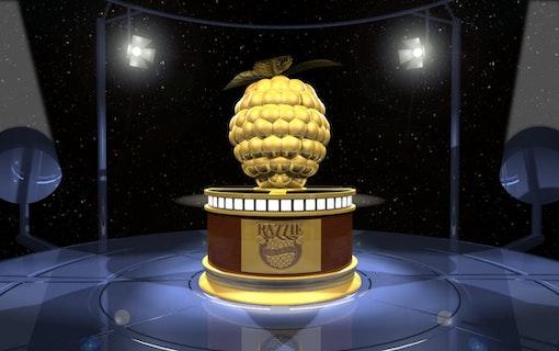 Årets sämsta filmer ska koras på The Golden Raspberry Awards