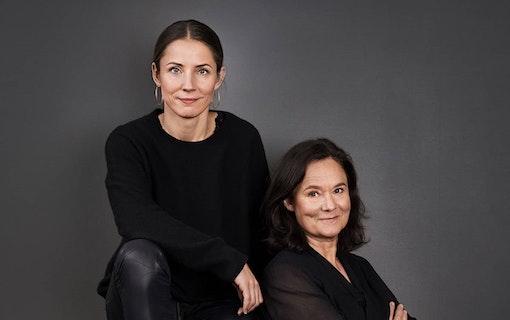 Tuva Novotny och Pernilla August gör film ihop
