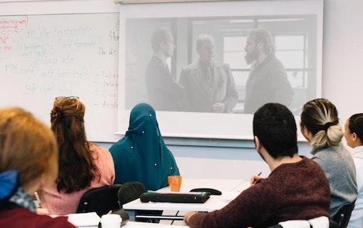 Filmtegration – Nya filmer till SFI undervisning
