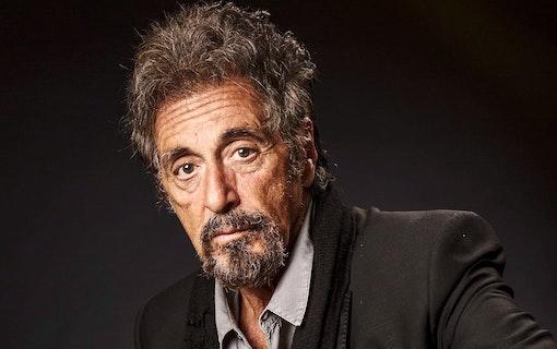 """Scorsese: """"Jag har velat göra film med Pacino i 50 år"""""""