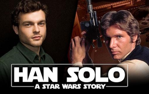 Handling till Solo: A Star Wars Story avslöjad