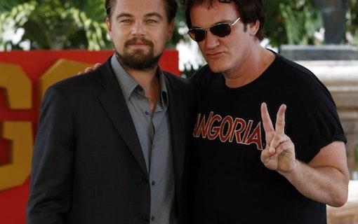Detta vet vi om Leonardo DiCaprio i Tarantinos film
