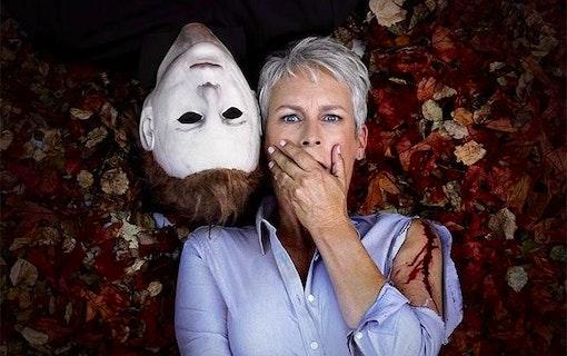 Nästa Halloween är satt i verk –med Jamie Lee Curtis