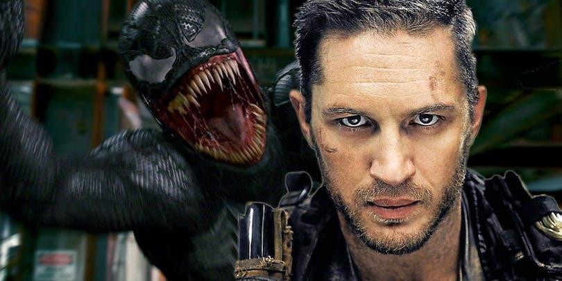 Venom med Tom Hardy