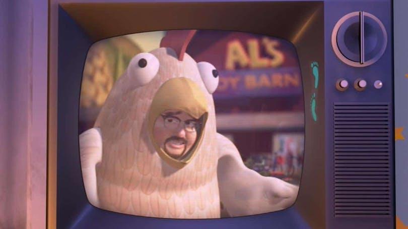 Bild från Toy Story 2.