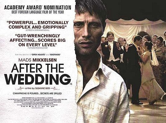 Poster till After the Wedding