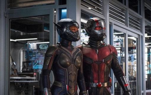 Ny trailer till Ant-Man and the Wasp
