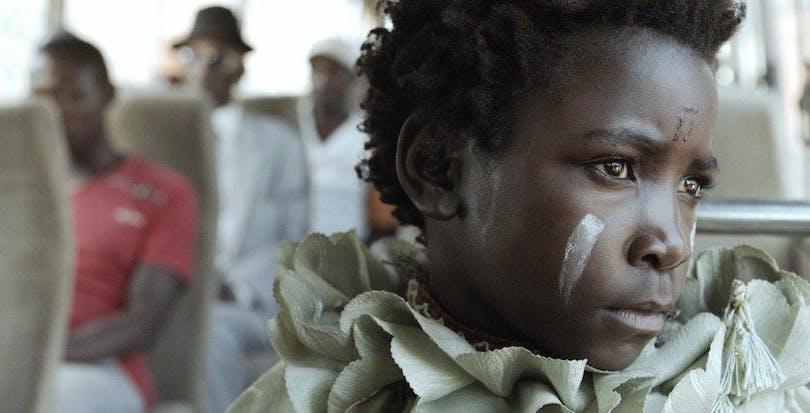 Margaret Mulubwa som huvudrollen i I am not a witch