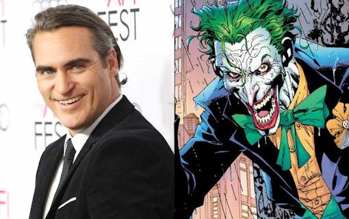Joaquin Phoenix som nästa Joker?