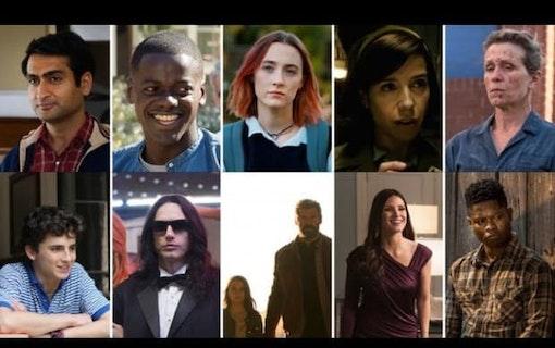 Quiz: Oscarsgalan 2018 – hur pass stor filmnörd är du?