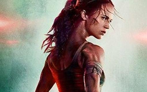 Alicia Vikander återvänder till Tomb Raider 2