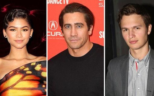 Ny kriminalare med Jake Gyllenhaal, Elgort och Zendaya