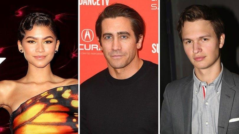 Här kan du se en bild på skådespelarna