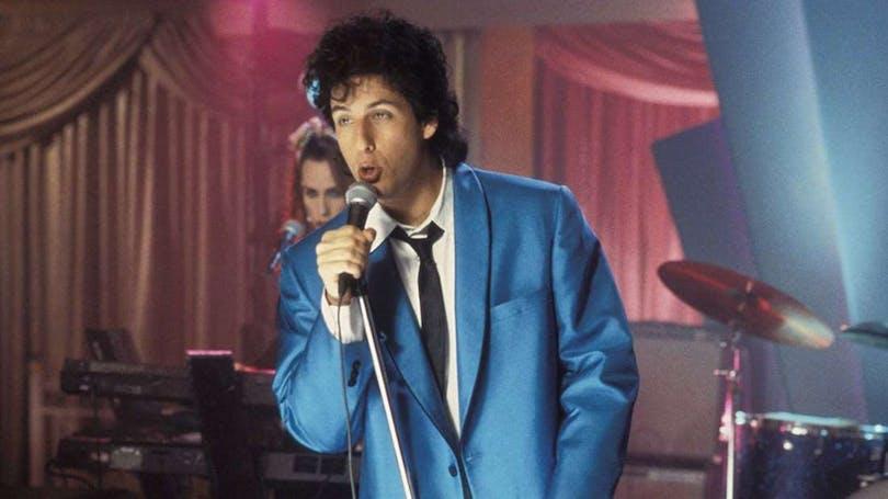 Adam Sandler i The Wedding Singer.