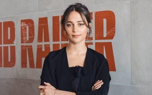 Intervju med Alicia Vikander –inför Tomb Raider