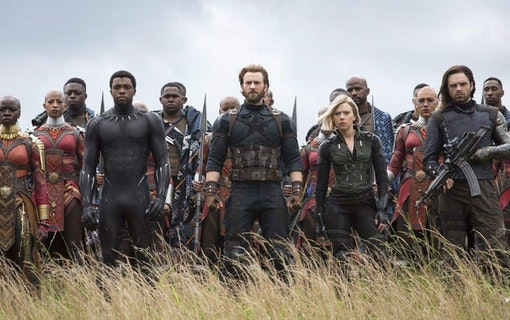 Avengers 3 – tidernas mest inkomstbringande film