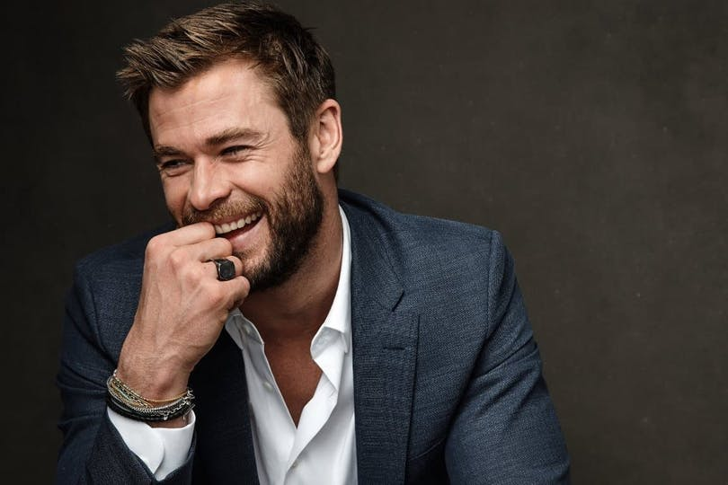 Skådespelaren Chris Hemsworth