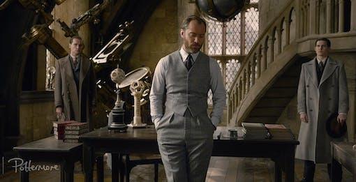 Filmtopps Harry Potter-expert om The Crimes of Grindelwald