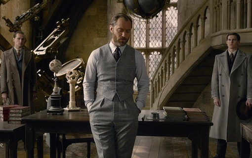 Filmtopps Harry Potter-expert om The Crimes of Grindelwald