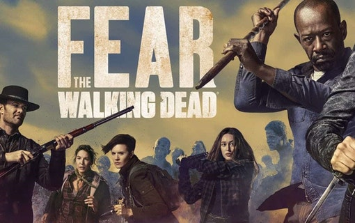 Fear the Walking Dead säsong 4 trailer släppt