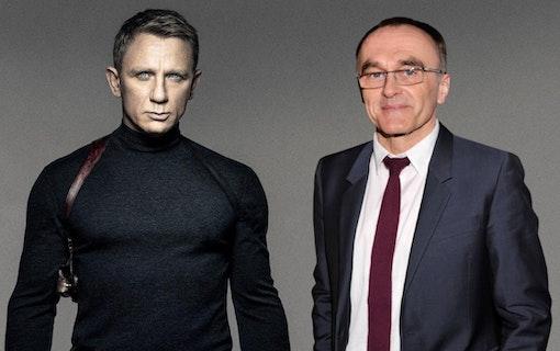 Danny Boyle regisserar nästa James Bond