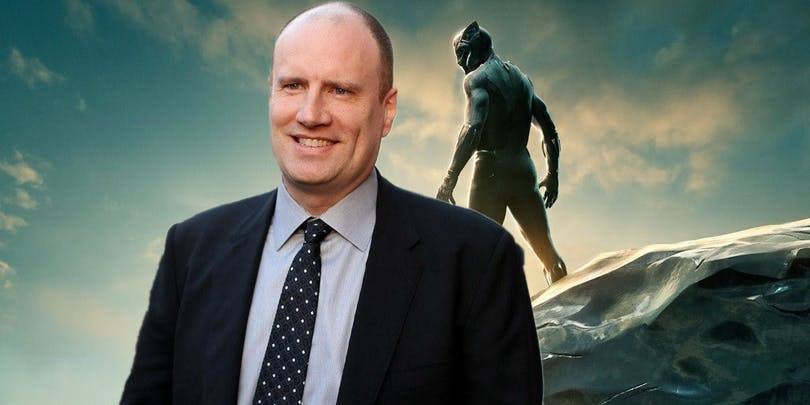 Marvels producent Kevin Feige.