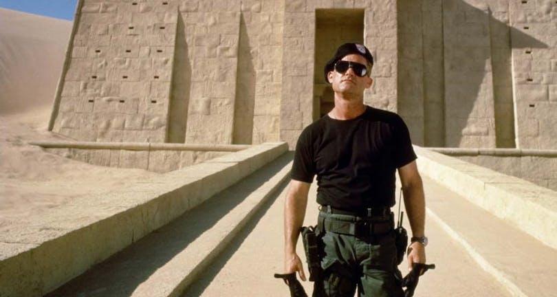 Kurt Russell i Stargate