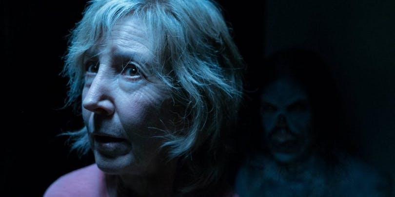 Lin Shaye i Insidious: The Last Key.