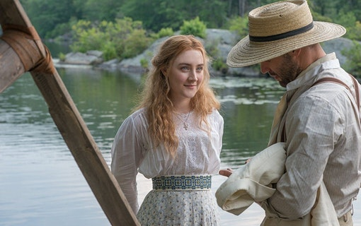 Trailer släppt till Saoirse Ronans nya film The Seagull