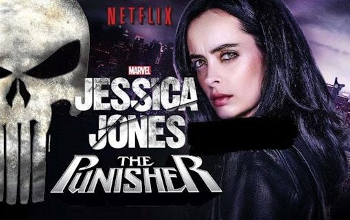 Ilskan vi vill återvända till i Jessica Jones och The Punisher