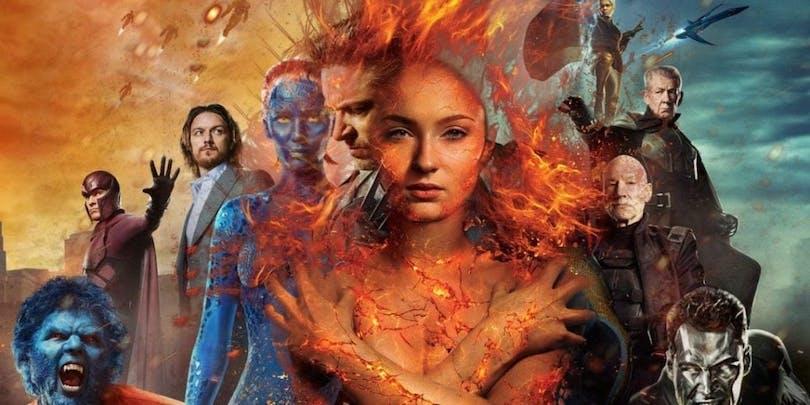 X-Men Dark Phoenix.
