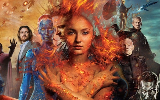 X-Men: Dark Phoenix bombar internationellt