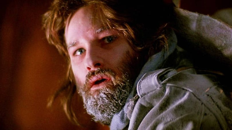 Kurt Russell i The Thing.