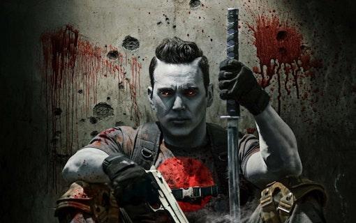 Vin Diesel i nya storfilmen Bloodshot