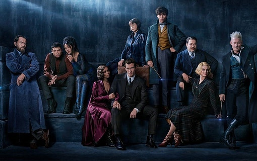 Ny trailer till Fantastic Beasts: The Crimes of Grindelwald släppt