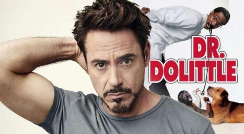 Robert Downey Jr. ska spela Doctor Dolittle.