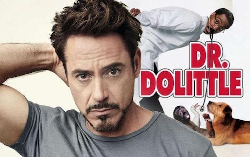 Nya skådespelare till Robert Downey Jrs Doctor Dolittle