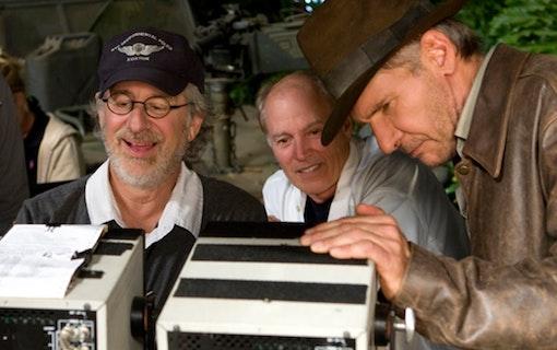 Steven Spielberg avslöjar när inspelningen av Indiana Jones påbörjas