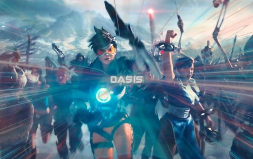 Ny trailer till Steven Spielbergs Ready Player One
